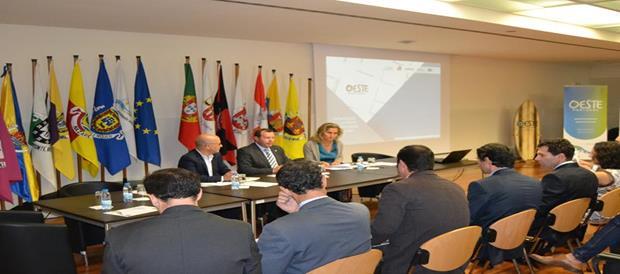 Lançamento do Projeto de Promoção do Espirito Empresarial na Região Oeste
