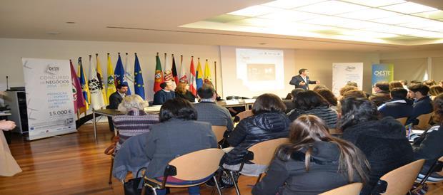 """Sessão de Boas Práticas com o tema """"Inovação no Turismo"""""""