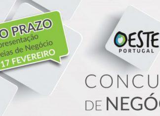 Novo Prazo de entrega para o Concurso de Ideias Oeste Portugal