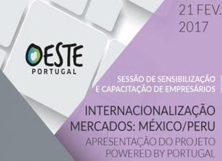 SESSÃO DE SENSIBILIZAÇÃO E CAPACITAÇÃO DE EMPRESÁRIOS – INTERNACIONALIZAÇÃO MERCADOS: MÉXICO/PERÚ