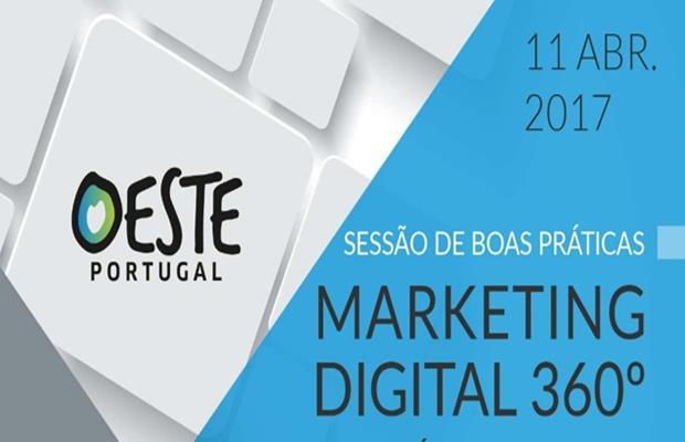 SESSÃO DE BOAS PRÁTICAS – MARKETING DIGITAL 360º: ESTRATÉGIAS PARA PME'S