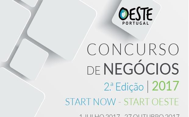 ABERTO NOVO CONCURSO DE NEGÓCIOS OESTE PORTUGAL