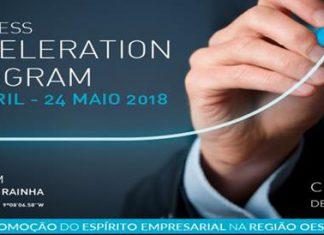 BUSINESS ACCELERATION PROGRAM – PROMOÇÃO DO ESPIRITO EMPRESARIAL DA REGIÃO OESTE