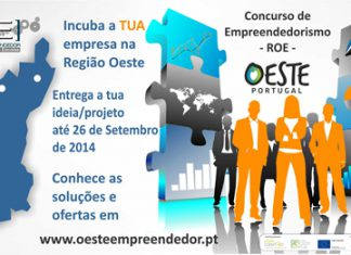 Concurso de Empreendedorismo Oeste Portugal