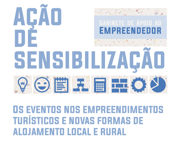Os eventos nos empreendimentos turísticos e novas formas de alojamento local e rural